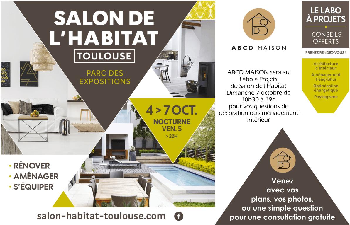 ABCD MAISON Salon Habitat Toulouse 2018