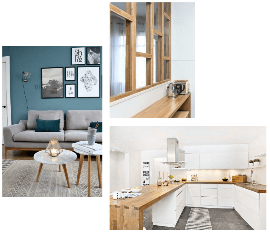 Inspirations projet de construction scandinave