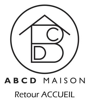 Bouton retour accueil Décoratrice et Conseil aménagement intérieur Toulouse