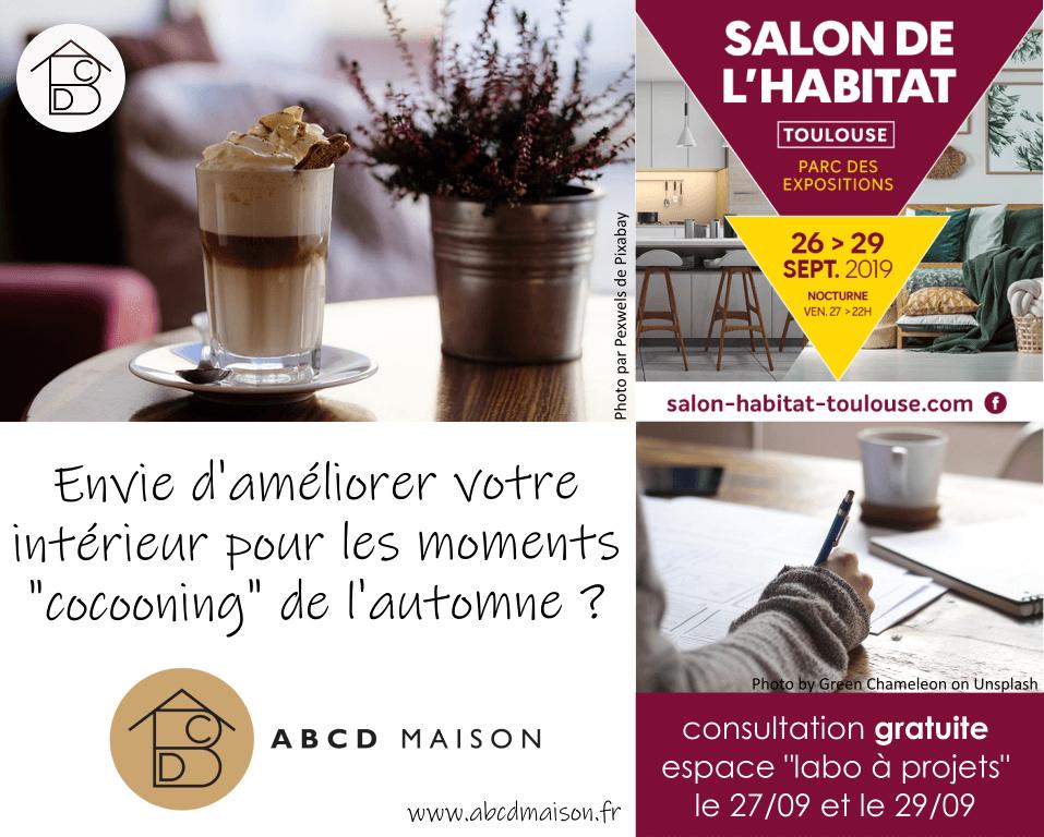 Consultation gratuite salon habitat Toulouse